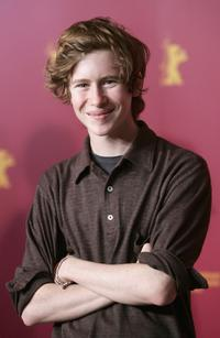 Mark Rendall at the 55th annual Berlinale International Film Festival.
