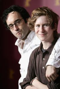 Don McKellar and Mark Rendall at the 55th annual Berlinale International Film Festival.