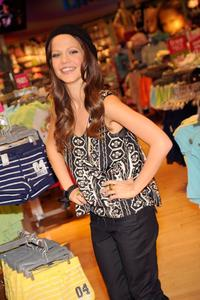Tammin Sursok at the promotion of