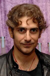 Michael Imperioli at the Belvedere Vodka Beauty Bar at the HBO Luxury Lounge.