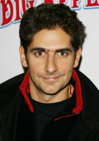 Michael Imperioli at the Big Apple Circus opening night gala benefit.