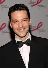 David Alan Basche at the Breast Cancer Foundations Hottest Pink Party.