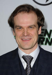 David Harbour at the California premiere of