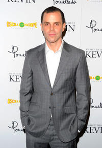 Alex Manette at the New York premiere of