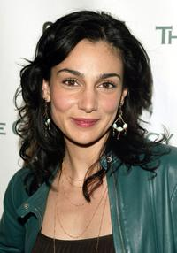 Annie Parisse at the Gersh Agency and Gotham Magazine party to celebrate the New York upfronts.