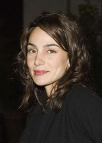 Annie Parisse at the opening of