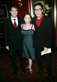 Will Forte, Rachel Dratch and Fred Armisen at the New York premiere of