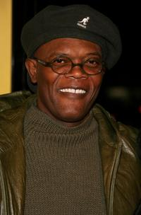 Samuel L. Jackson at the premiere of