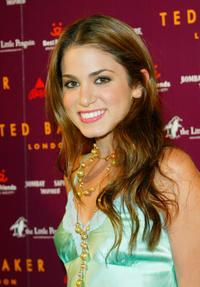 Nikki Reed at the Ted Baker Los Angeles store opening.