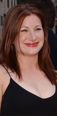 Kathryn Hahn at the NBC 75th Anniversary celebration.