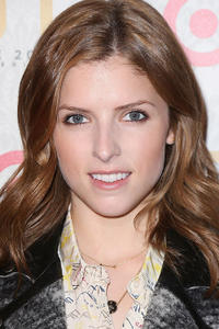 Anna Kendrick at the iHeartRadio