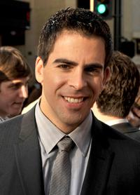 Eli Roth at the California premiere of