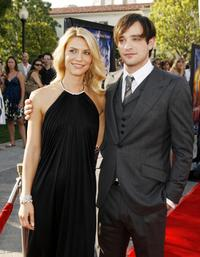 Claire Danes and Charlie Cox at the premiere of