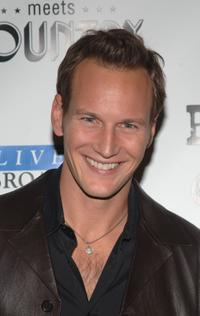 Patrick Wilson and Carrie Underwood at the