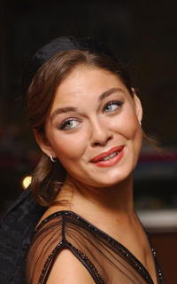 Alexa Davalos at the London premiere of
