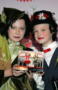 Dakota Fanning and sister Elle Fanning at the 12th Annual Dream Halloween Fundraiser.
