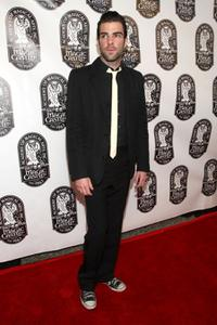 Zachary Quinto at the 41st Annual Academy of Magical Arts Inc Awards.