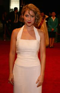 Laura Ramsey at the Arabian Nights Gala and the premiere of