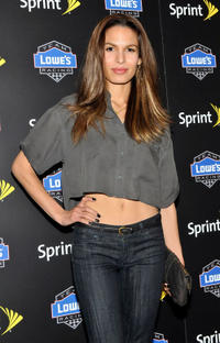 Nadine Velazquez at the 2009 NASCAR Sprint Cup Series Champion's party in Las Vegas.