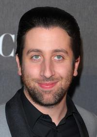 Simon Helberg at the People's Choice Awards 2010.