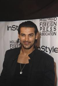 John Abraham at the In Style Magazine Party during the Toronto International Film Festival.