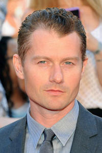 James Badge Dale attends the 'World War Z' New York Premiere at Duffy Square in Times Square