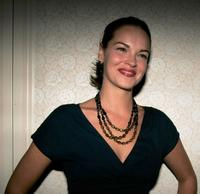 Tammy Blanchard at the after party of