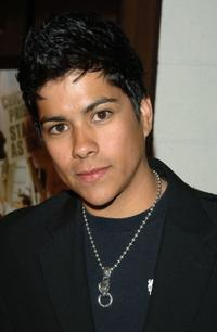 Jeremy Ray Valdez at the premiere of