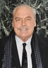 Stacy Keach at the Hollywood Bowl for The Who concert.