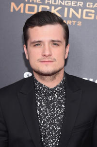 Josh Hutcherson at the New York premiere of