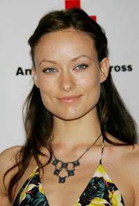 Olivia Wilde at the Conde Nast Travelers Annual Hot List Issue Party.
