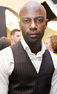 David Gyasi at the Guess Portrait Studio during the day 4 of the 2012 Toronto International Film Festival.