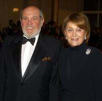 Alan King and his wife Jeanette at the annual Mark Twain Prize presentation ceremony.