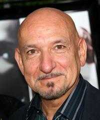 Ben Kingsley at the Los Angeles premiere of