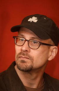 Terry Kinney at the press conference of