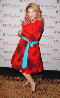 Lisa Lampanelli at the 8th Annual The Trevor Project Benefit Gala.