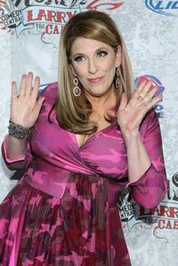 Lisa Lampanelli at the Comedy Central Roast Of Larry The Cable Guy.