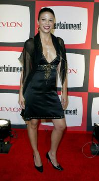 Navi Rawat at the Entertainment Weekly 2nd Annual Emmy Party.