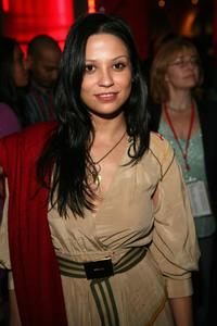 Navi Rawat at the after party of the Indian Film Festival LA premiere of