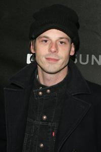 Scoot McNairy at the premiere of