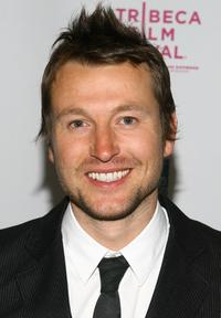 Leigh Whannell at the premiere of