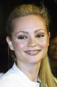 Beatrice Rosen at the premiere of
