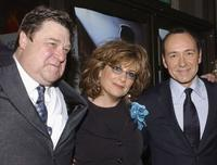John Goodman, Caroline Aaron and Kevin Spacey at the US premiere of