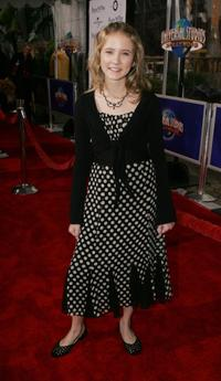 Eliza Bennett at the premiere of