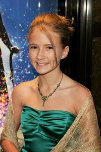 Eliza Bennett at the World Charity premiere of