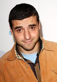 David Krumholtz at the EA Games, launching three new video games.