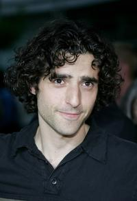 David Krumholtz at the premiere of