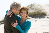 Richard Gere and Diane Lane in
