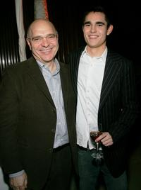 Anthony Minghella and Max Minghella at the after party of the premiere of