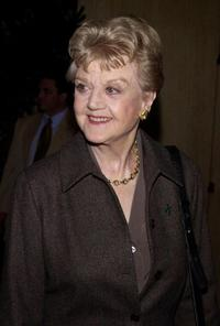 Angela Lansbury at the 37th annual Publicists Guild Awards.